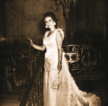 Iolanda Marculescu, o primadona de neuitat