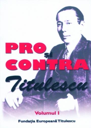Titulescu, pro si contra