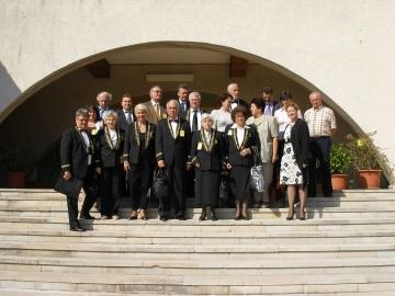 Un an de parteneriat VIP si  Academia Oamenilor de Stiinta