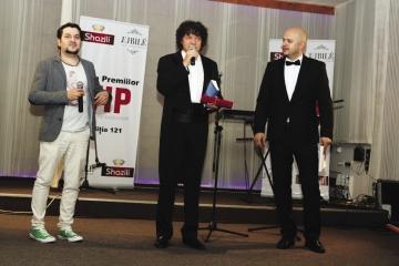 "Adrian Petrescu, de la examenul VIP in fata Filarmonicii  ""George Enescu"", la debutul in stagiune"