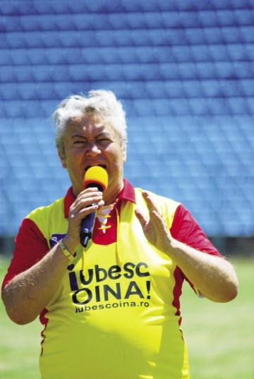 Cu arbitraj VIP, Cotroceniul s-a transformat in stadionul national al oinei