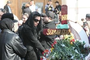 Priveghi nervos cu Madalina Manole. Adio, Serban Georgescu!