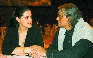 Sotia lui Pintea: �Adrian NU a murit in urma cirozei hepatice�