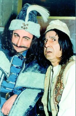 Nae Lazarescu si Vasile Muraru, lacrima si surisul scenei
