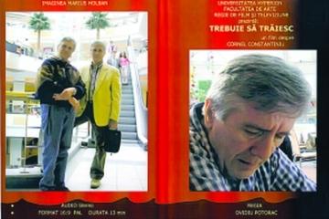 Cornel Constantiniu, film in memoria fratelui sau