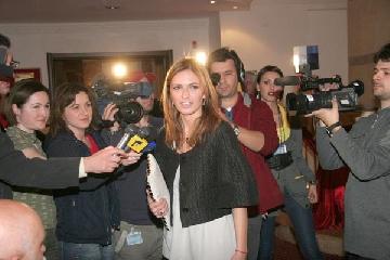 "Maria, Roman, premii: seara vinatorii ""VIP"""