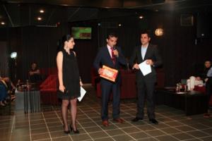 Gala Premiilor VIP, povestea continua la Sinaia<br>Mirabela Gucea