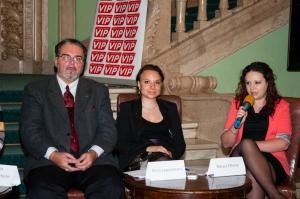 Conferinta de lansare SAPTAMANA ARTELOR SPECTACOLULUI MUZICAL 14 noiembrie 2012