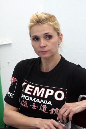 La multi ani, Ruxandra Dragomir!