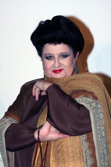 Astazi este ziua sopranei Mariana Nicolesco. La multi ani!