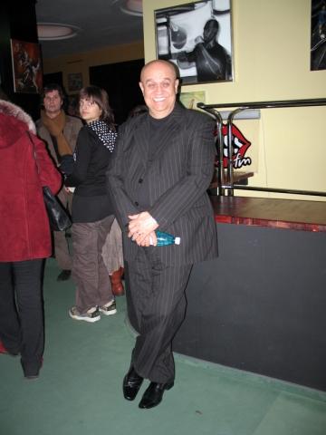 Benone Sinulescu era sa-si rupa un picior, in Italia