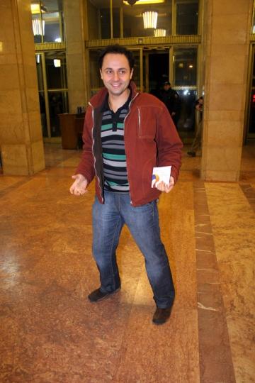 Catalin Maruta, invitat special in noul clip .ZERO