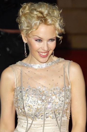 Kylie Minogue este generoasa cu invitatii ei