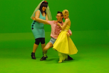Corina, clip inspirat din anii '80 pentru o piesa compusa de Toni Cottura
