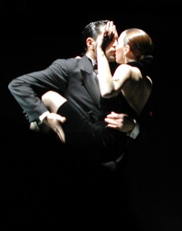 Maria Liberatti, diva tangoului argentinian vine la Mamaia