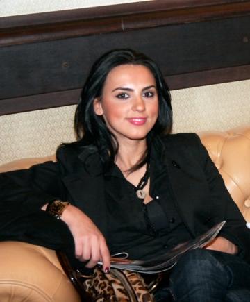 Anna Lesko a facut schimb de melodii cu Lavinia (ex-Spicy)