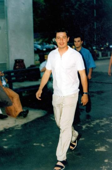 Fratele fotbalistului Iulian Miu, cercetat de politie
