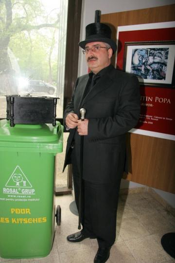 """Vrajitoarea"" lui Silviu Prigoana"