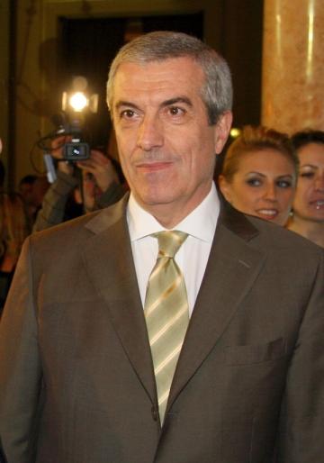Tariceanu acuza Guvernul de solutii pompieristice