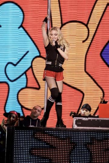 Madonna va veni la Bucuresti cu un concert cel putin controversat