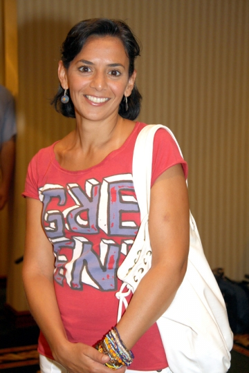Analia Selis, fan Suzanne Vega