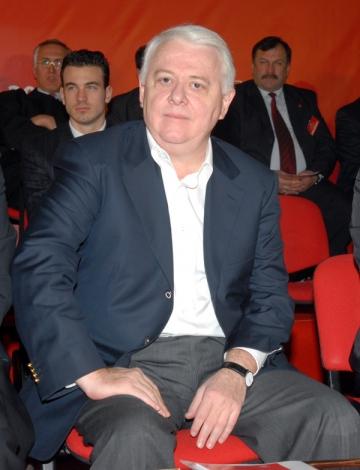 Viorel Hrebenciuc, seful campaniei prezidentiale PSD