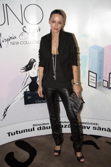 Andreea Raicu, actrita in prim-plan