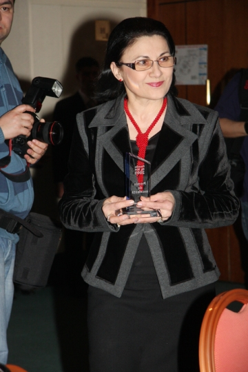 Ecaterina Andronescu vrea ca liceul sa devina obligatoriu