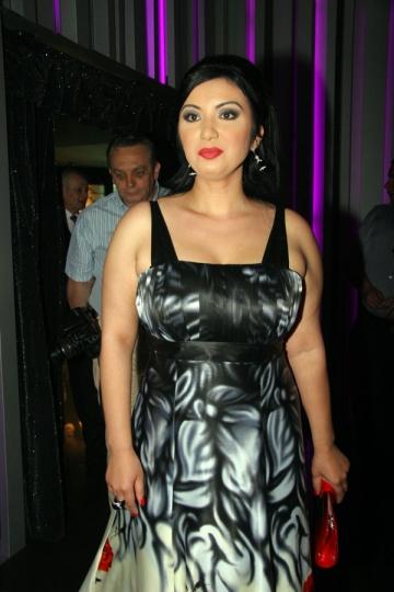 Adriana Bahmuteanu trece astazi printr-o operatie