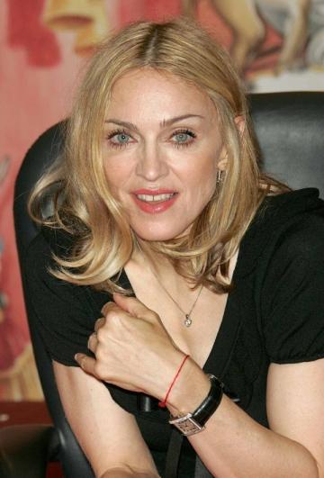 Stafful tehnic al Madonnei, cazat la Intercontinental