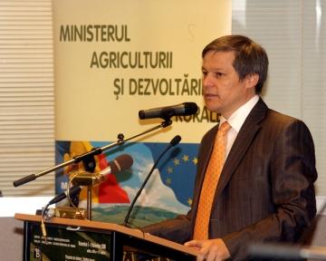 Ciolos, propus pentru postul de comisar european pe agricultura
