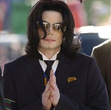 Michael Jackson a fost inmormantat