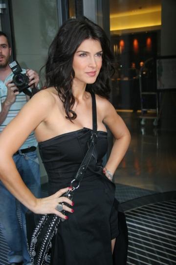 Monica Barladeanu, in mijlocul unui scandal la Venetia