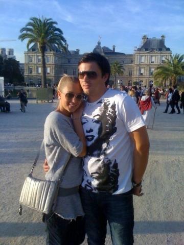 Cici (SISTEM) a primit Parisul cadou