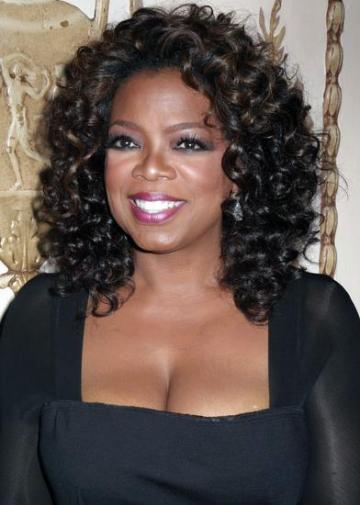 Oprah Winfrey, vine la Euforia TV