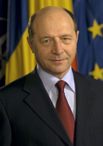Traian Basescu a deschis noul an universitar la Cluj