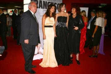 Francesca a avut, ieri, premiera in Romania