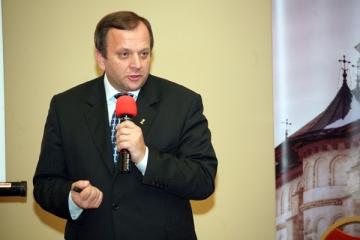 Gheorghe Flutur, responsabil de campania lui  Traian Basescu