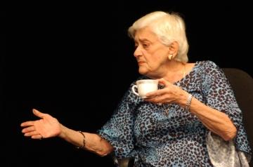 """Olga Tudorache """"o tornada"""" la cei 80 de ani de viata"""