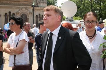 Nati Meir, in campanie electorala la Regele Cioaba