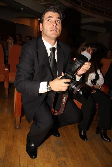 Mircea Radu a fost la Salonul National de Fotografie Turistica