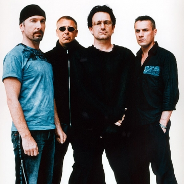 Concertul U2, transmis in direct pe internet