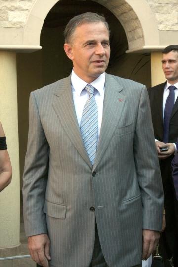 Mircea Geoana a dat adunarea la electorat