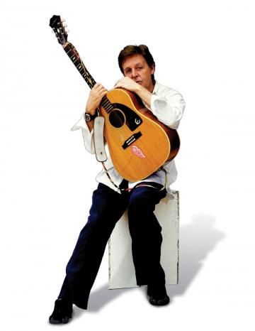 Paul McCartney, concert la Londra de Craciun