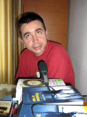 Vasile Ernu a lansat Ultimii eretici ai imperiului