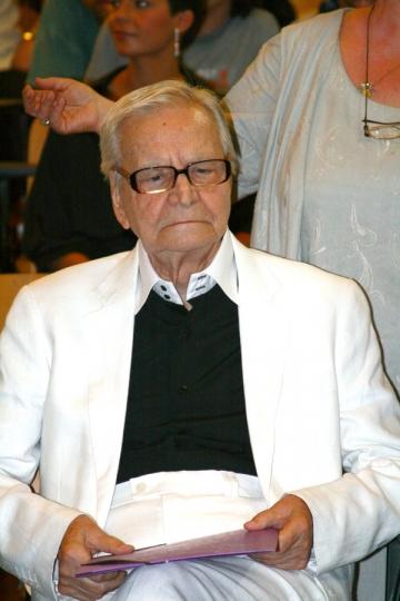 Radu Beligan, confesiuni in pragul varstei de 91 de ani