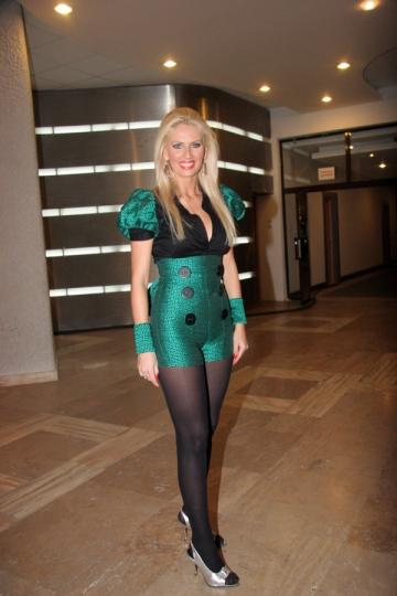 Andreea Banica a slabit 30 de kg