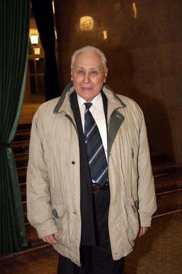 """""""Veteranul"""" Radu Campeanu, internat in spital"""