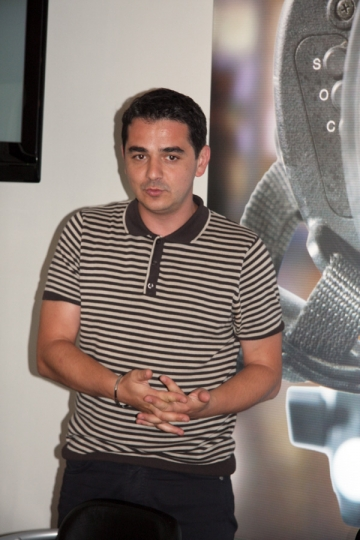 Vlad Ionescu si-a dat demisia de la Antena 1