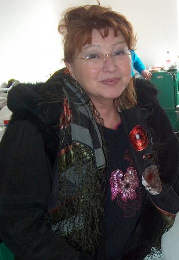 Rodica Popescu Bitanescu cinsteste memoria inegalabilului Gheorghe Dinica